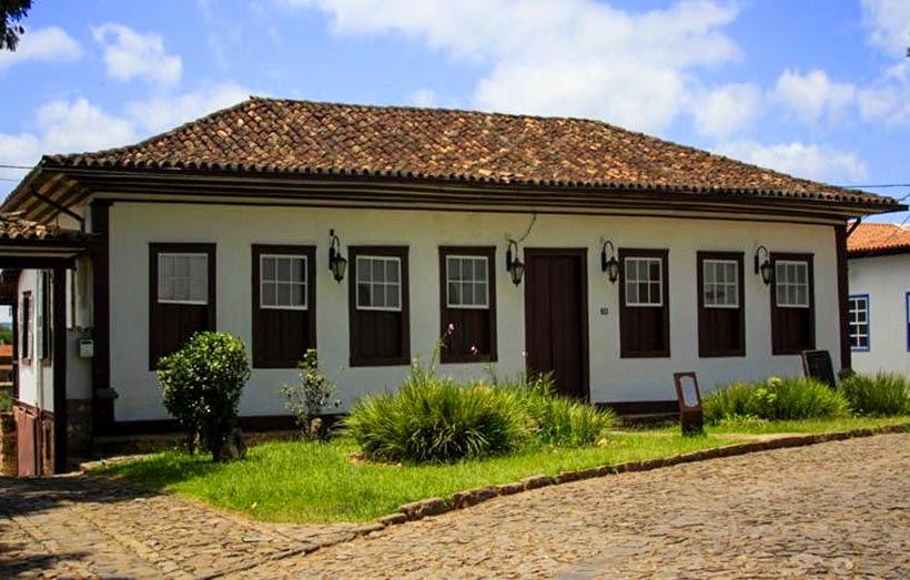 Prefeitura de Catas Altas - O que fazer em Catas Altas, Minas Gerais. Foto: Sérgio Mourão