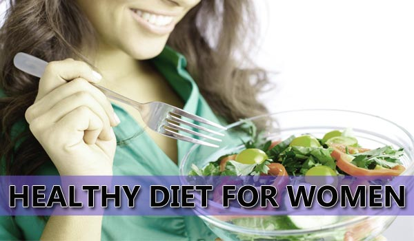 Healthy Diet for Women