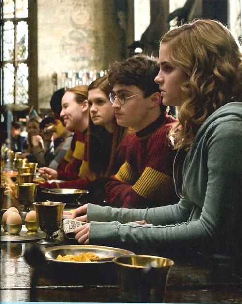 Hogwarts Alumni September 2012