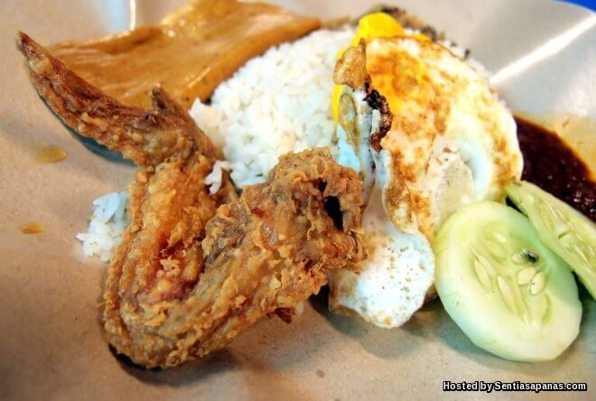 Boon Lay Power Nasi Lemak