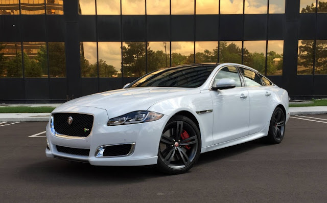 2016 Jaguar XJR Review CURRENT AND hottest