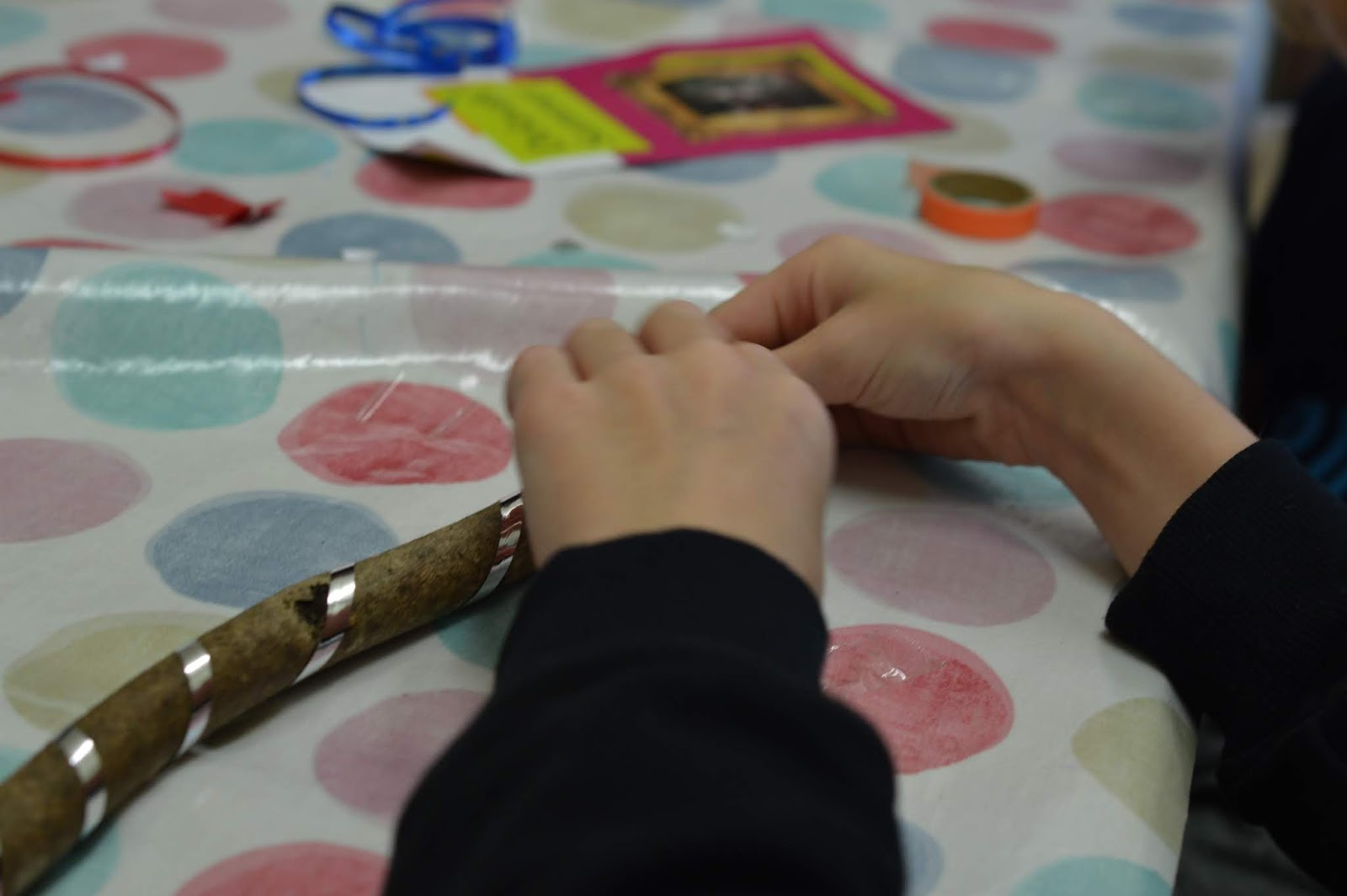 10 Reasons to Visit Seaton Delaval Hall  - make and do wand making