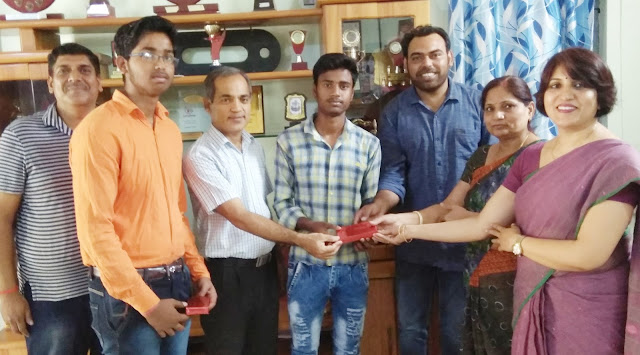 Sarai Khwaja Government School's Best Performance in JEE Mines, 5 Students Passed