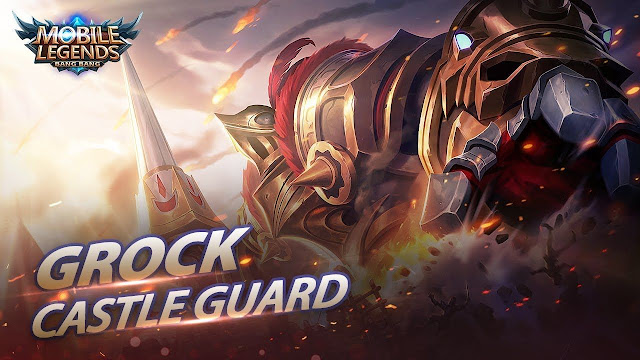 Tutorial, Cara Bermain, dan Build Item Grock Mobile Legends Terbaru 2019