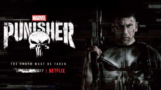 The Punisher Temporada 1 Completa HD Latino