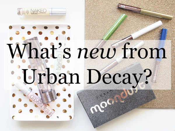 What's new from Urban Decay?