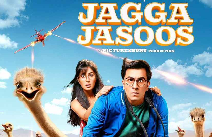 Complete cast and crew of Jagga Jasoos (2017) bollywood hindi movie wiki, poster, Trailer, music list - Ranbir Kapoor, Kaitrina Kaif Movie release date 7 April 2017
