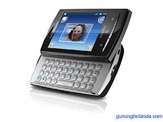 Cara Flashing Sony Ericsson Xperia X10 Mini Pro U20i