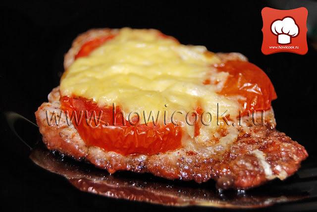 рецепт приготовления мяса в духовке