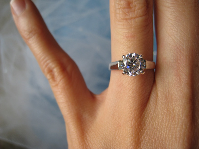 My Ring Is Too