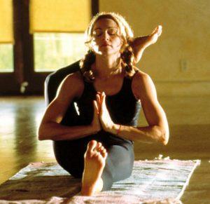 Brad gives her yoga loving sister miranda some rough fucking - 1 part 8