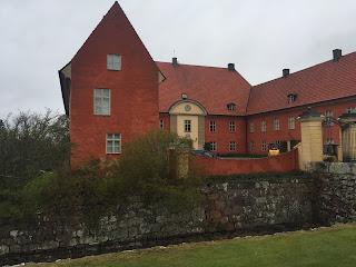 Krapperuo slott i skåne