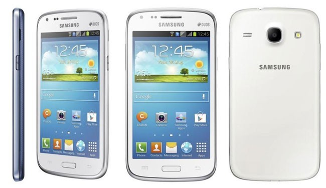 SAMSUNG GALAXY CORE DUOS REPLIKA SUPERCOPY