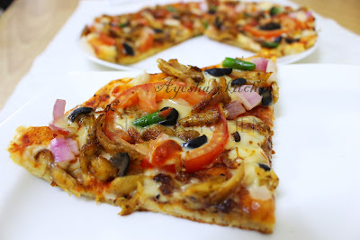 bread pizza recipe perfect pizza recipe with bread easy bread recipes snacks recipes simple cheesy pizza recipe
