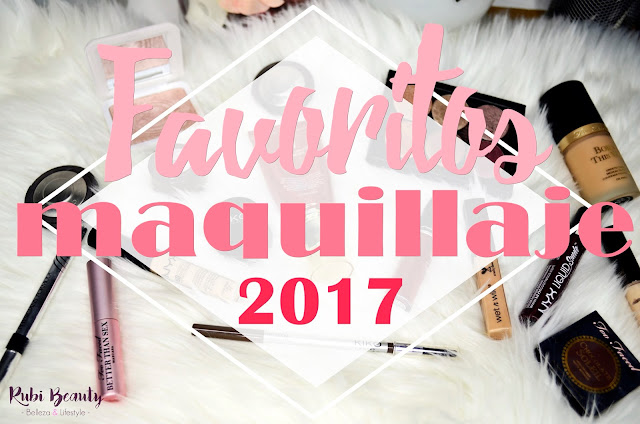favoritos maquillaje 2017 review