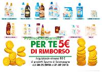 Logo Spuma di Sciampagna ''La qualità italiana ripaga'' con cashback da 5€