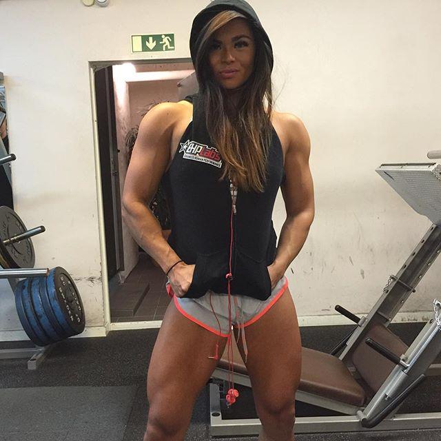 Fitness pro Sophie Arvebrink
