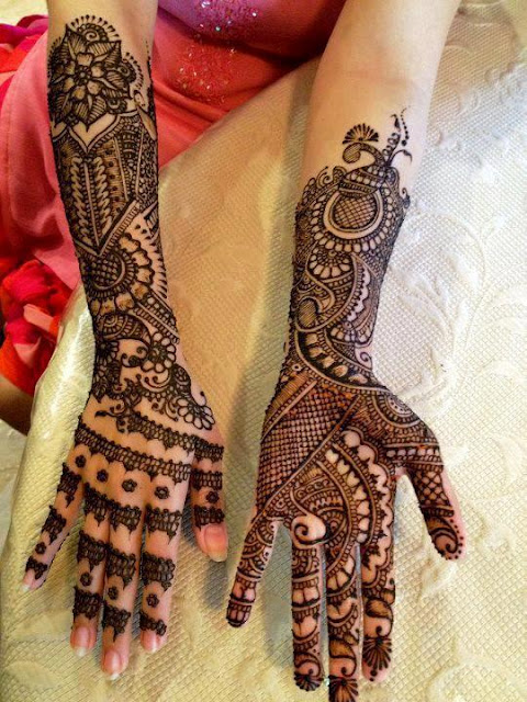 New Dulhan Mehndi Design