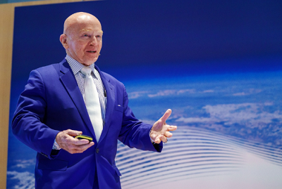 Information About Mark Mobius Fund Manager And Founder Of Mobius Capital Partners LLP