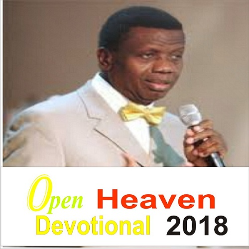 Open Heavens 18th Jan 2018 Read: Romans 1:18-27 (KJV)