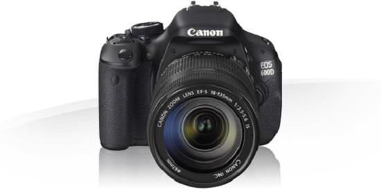 Gambar kamera canon 600d