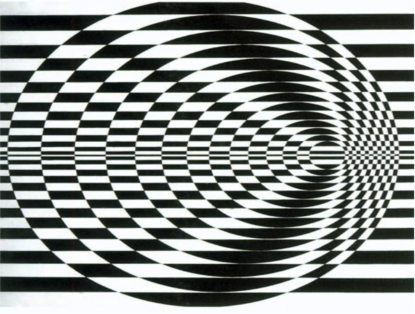 """illusion essay For example, research using his """"nested squares illusion"""", similar to the image below, suggests that the brain identifies shapes using corners rather than lines 21st century fast forward to the early 2000s and there was a resurgence in illusion research, including looking at the strange way our brains process time."""