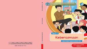 Buku Guru Kelas 2 SD Tema 7 Kebersamaan Semester 2 K13 Revisi 2017