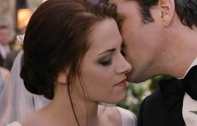 Edward bella casamento crepúsculo