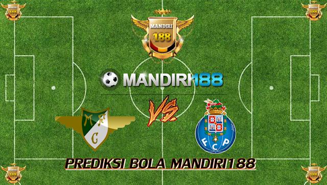 AGEN BOLA - Prediksi Moreirense vs Porto 31 Januari 2018