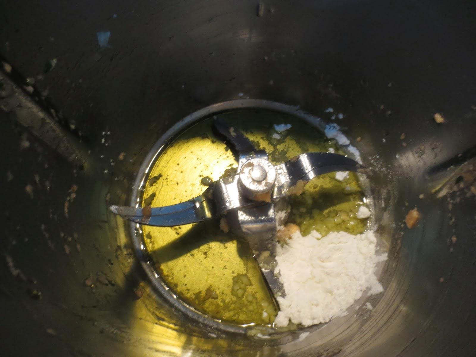 Albóndigas de salmón al eneldo Thermomix