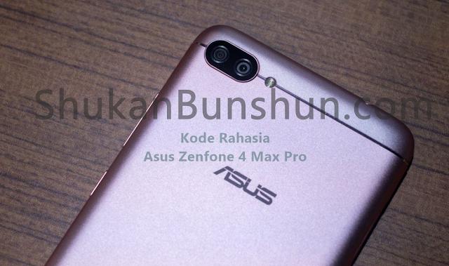 asus zenfone 4 max pro indonesia review kode trik rahasia