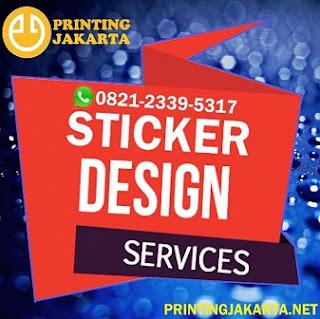 jasa desain stiker online