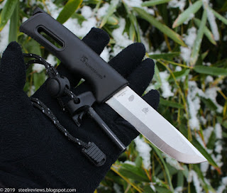 HX Outdoors TD-09 Bushcraft knife
