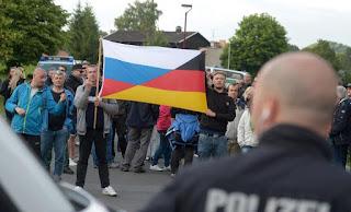 Bericht russischer Journalistin aus Dresden