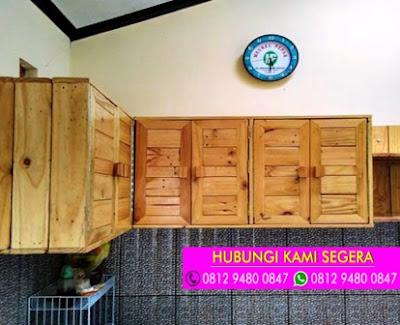 Jual Kitchen Set Kayu Jati Belanda Ciledug 0812 9480 0847 2017