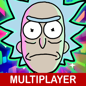 Game Pocket Mortys Mod Apk Unlimited Money Terbaru