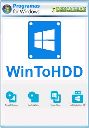WinToHDD Enterprise 3.5 Full (Español) Final 2019 | MEGA