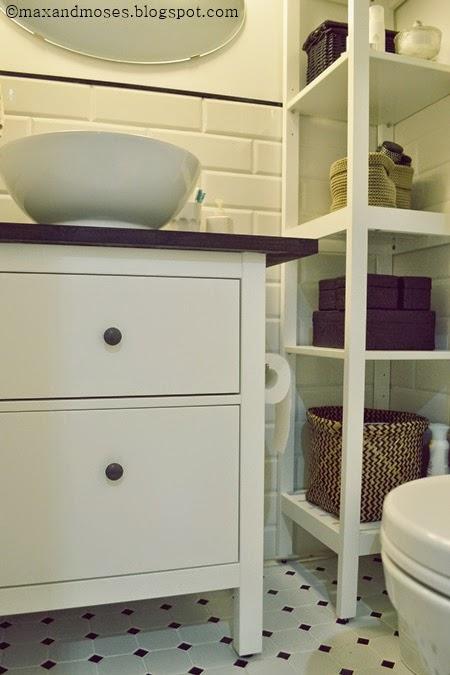 Personalized vanity with bowl basin - IKEA Hackers - IKEA ...