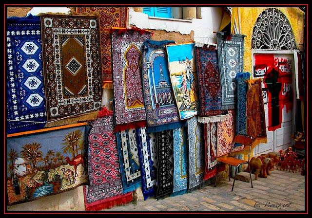 السجاد أو الزربية التونسية