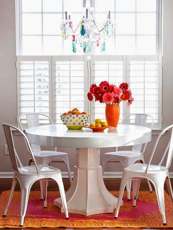 El blog de demarques 10 ideas para amueblar comedores for Comedores pequenos y bonitos