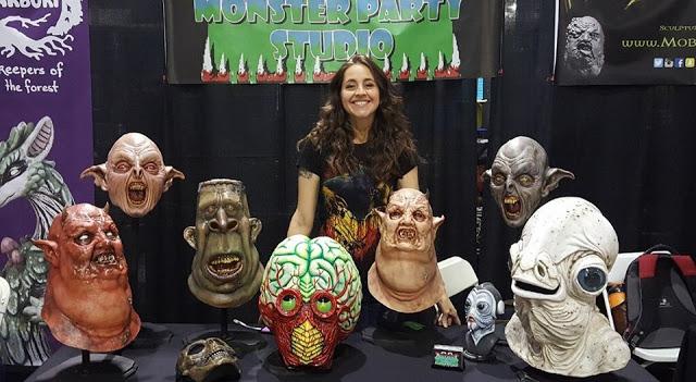 Artista costarricense gana premio Emmy por trabajo en 'American Horror Story'.