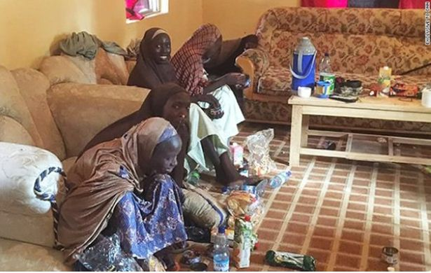 boko haram collect ransom free 21 chibok girls