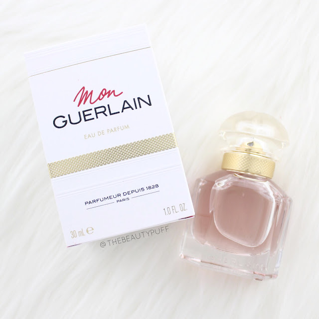 Mon Guerlain  |  The Beauty Puff
