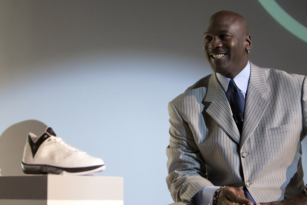 La NBA impedirá a Jordan utilizar su marca como reclamo