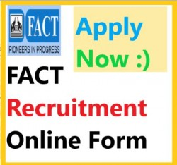 Fertilisers And Chemicals Travancore Ltd (FACT),Fertilizers and Chemicals Travancore Limited (FACT) recruits 274 Asst Manager, Officer & Other Posts. Candidates with 10th, Diploma, Degree, CA, ICWA PG, MBBS can apply online,fact recruitment 2012,fact recruitment,fact,recruitment in fact,central govt. jobs,fact jobs
