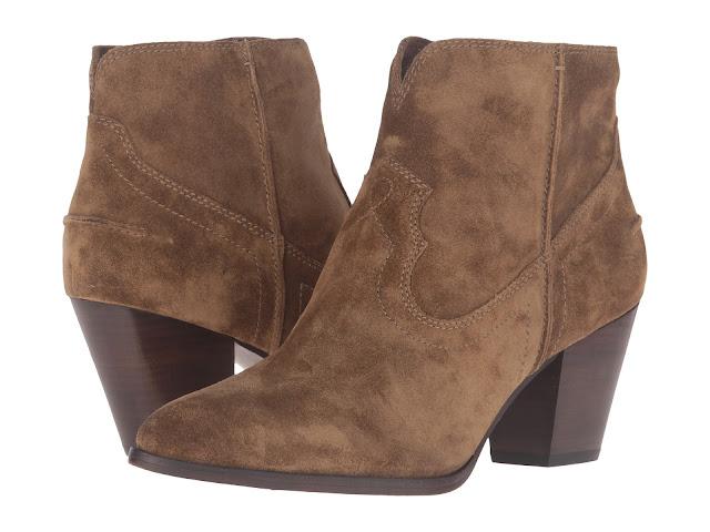 Amazon: Frye Heath Renee Seam Short Boots only $104 (reg $298) + Free Shipping!