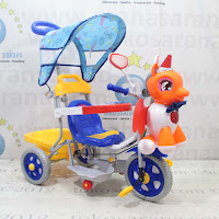 tricycle unicorn family