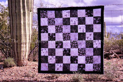 Chess Quilt