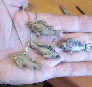 деревянные резные миниатюры