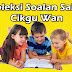 Koleksi Soalan Sains Cikgu Wan